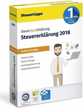 Akademische Arbeitsgemeinschaft SteuerSparErklärung 2019 Selbstständige (Win) (Box)
