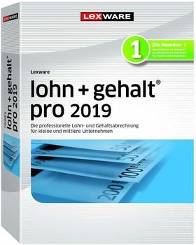 lexware-lohngehalt-pro-2019-mit-365-tage-aktualitaetsgarantie
