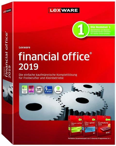 Lexware financial office 2019 mit 365 Tage Aktualitätsgarantie]