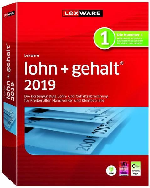 Lexware Lohn+Gehalt 2019