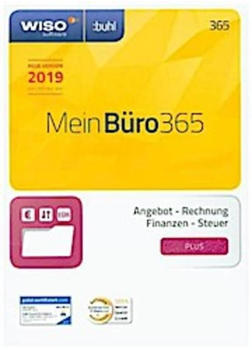 Buhl WISO Mein Büro 365 Plus (Box)