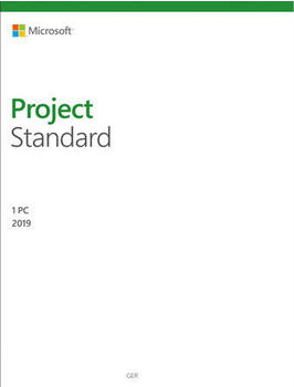 Microsoft Project 2019 Standard (Multi) (ESD)