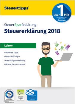 Akademische AG SteuerSparErklärung Lehrer 2019 FFP DE Win