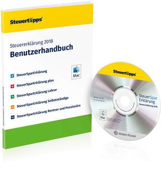 Akademische Arbeitsgemeinschaft SteuerSparErklärung 2019 (Mac) (FFP)