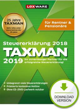 lexware-taxman-2019-rentner-pensionaere