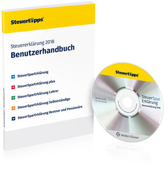 Akademische Arbeitsgemeinschaft SteuerSparErklärung 2019 Rentner (Win) (FFP)