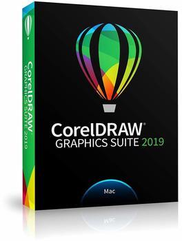 Corel CorelDRAW Graphics Suite 2019 Mac Multilingual (CDGS2019MMLDPEU)