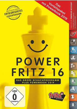 ChessBase Power Fritz 16