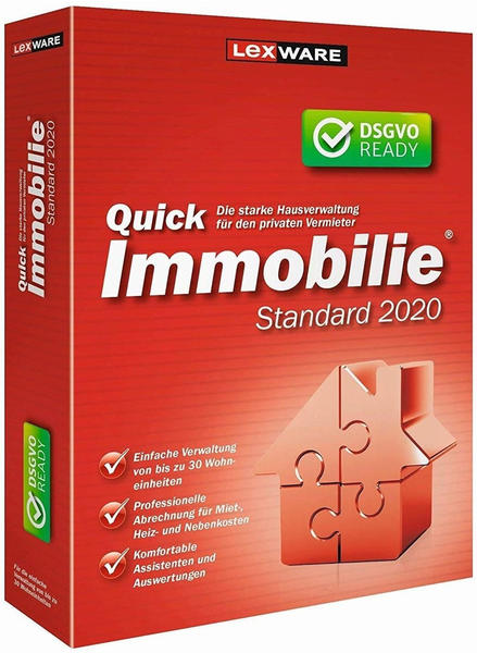 Lexware QuickImmobilie 2020 Standard (Box)