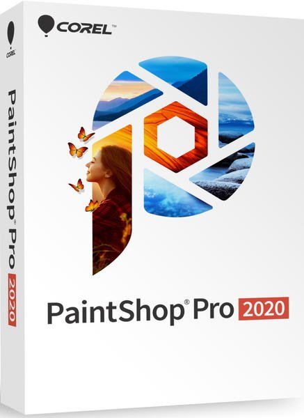 Corel PaintShop Pro 2020 (DE) (Box)