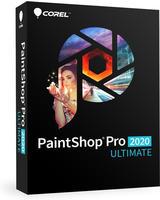 Corel PaintShop Pro 2020 Ultimate (DE) (Box)