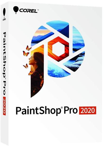 Corel PaintShop Pro 2020 (Multi) (Box)