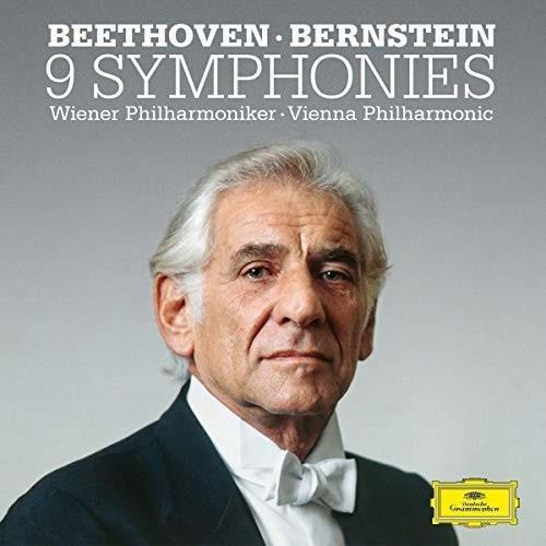 Leonard Bernstein, Wiener Philharmoniker, Kurt Moll, Hanna Schwarz, René Kollo, Jones Gwyneth - Beethoven: Die Sinfonien (CD + Blu-ray Audio)