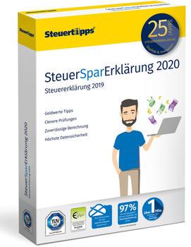 Akademische Arbeitsgemeinschaft SteuerSparErklärung 2020 (Box)