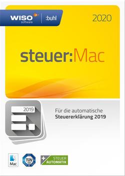 Buhl WISO steuer:Mac 2020 (Box)