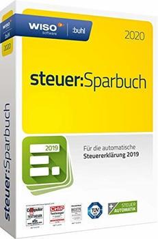 Buhl steuer:Sparbuch 2020 (Box)