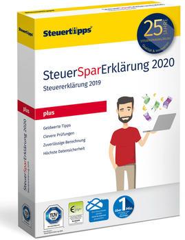 Akademische Arbeitsgemeinschaft SteuerSparErklärung 2020 Plus (Box)