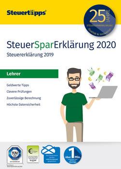 Akademische Arbeitsgemeinschaft SteuerSparErklärung 2020 Lehrer (Box)