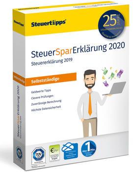 Akademische Arbeitsgemeinschaft SteuerSparErklärung 2020 Selbstständige (Box)