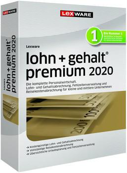Lexware Lohn + Gehalt 2020 Premium (Box)