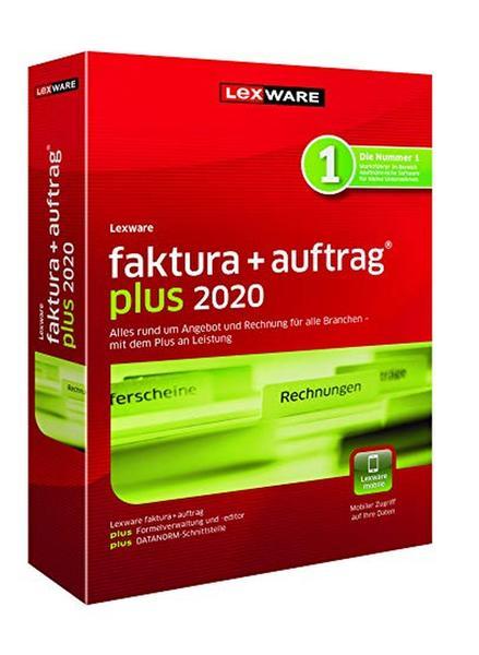 Lexware faktura+auftrag 2020 plus (Box)