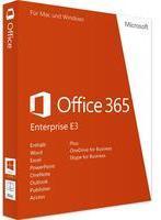 Microsoft Office 365 Enterprise E3, 1 Jahr
