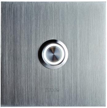 m-e-modern-electronics-41012-klingelplatte-beleuchtet-1fach-silber-8-24v-ac-dc-1a