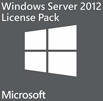 Microsoft Windows Server 2012 User-CAL (1 User) (DE)