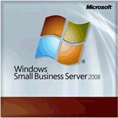 Microsoft Windows Small Business Server 2008 Standard (5 User) (DE)
