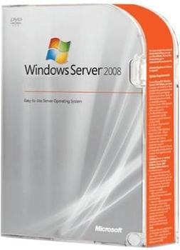 Microsoft Windows Server 2008 OEM (5 Device CAL) (DE)