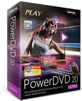 Cyberlink PowerDVD 20 Ultra