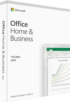 Microsoft Office Home and Business 2019 (PC)