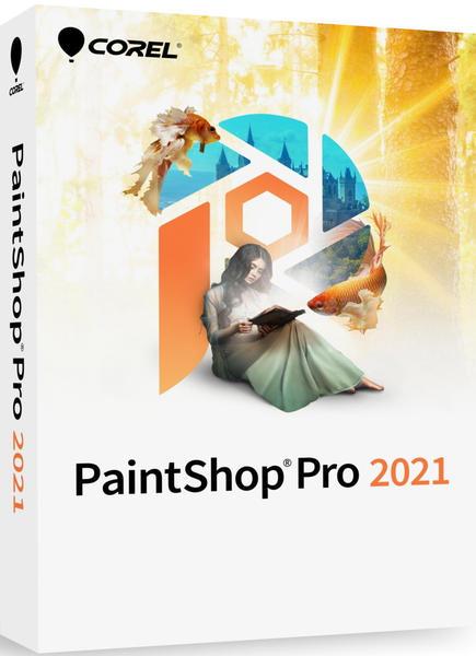Corel PaintShop Pro 2021 (Box)