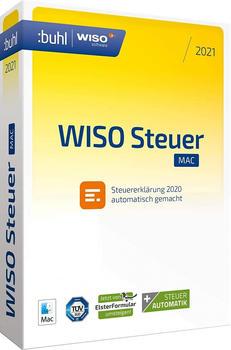 Buhl WISO steuer:Mac 2021 (Box)