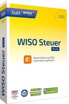 Buhl WISO Steuer Plus 2021 (Box)