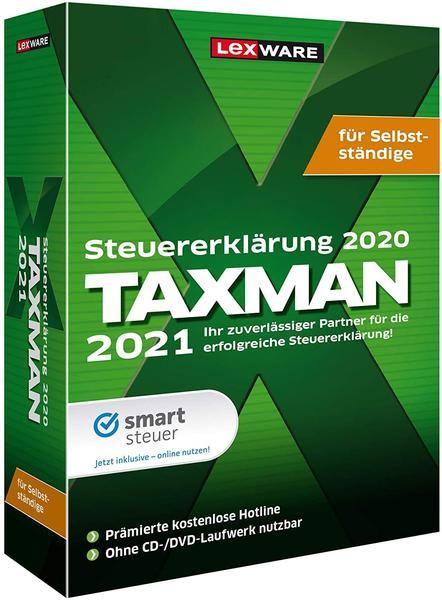 Lexware Taxman 2021 Selbstständige (Box)