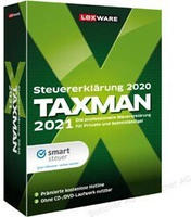 Lexware Taxman 2021 (Box)