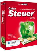 Lexware QuickSteuer 2021 (Box)