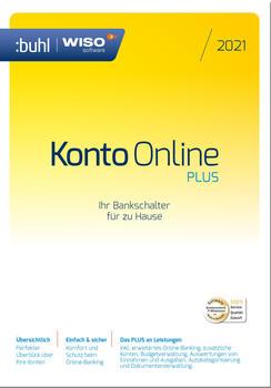 Buhl WISO Konto Online 2021 Plus (Download)