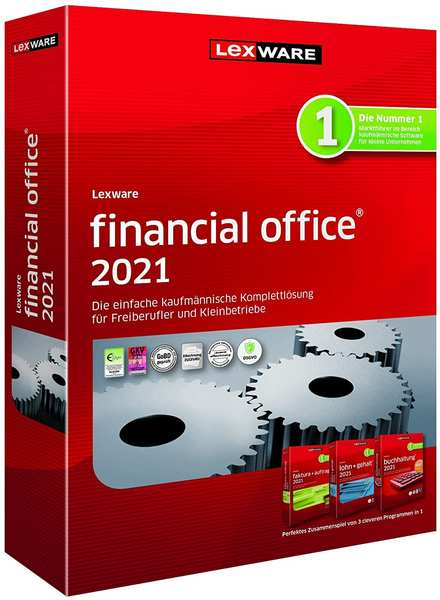 Lexware Financial Office 2021 (Box)