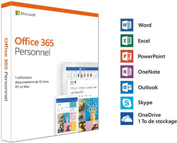 Microsoft Office 365 Personal (FR)