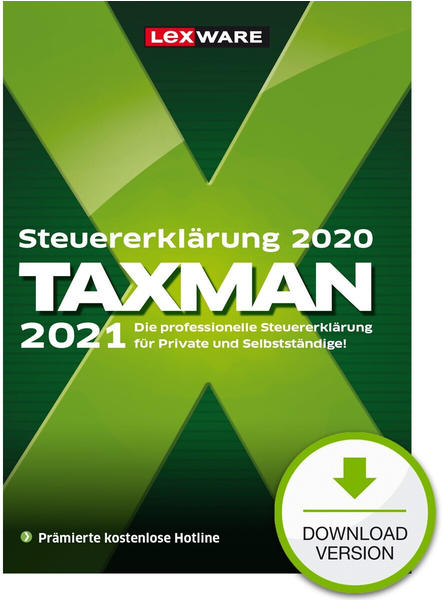Lexware Taxman 2021 (Download)