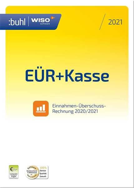 Buhl EÜR + Kasse 2021