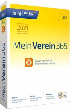 Buhl Data WISO Mein Verein 365 (2021) 1 Lizenz Windows Finanz-Software