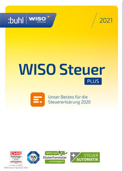 Buhl WISO Steuer Plus 2021 (Download)