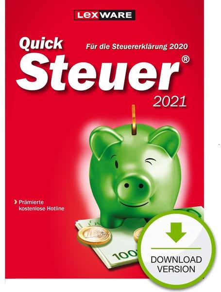 Lexware QuickSteuer 2021 (Download)