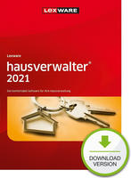 Lexware hausverwalter 2021 (Download)