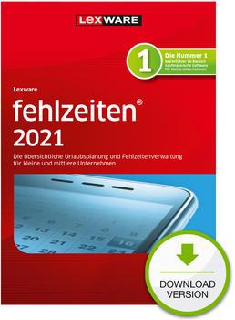 Lexware Fehlzeiten 2021 (Abo) (Download)