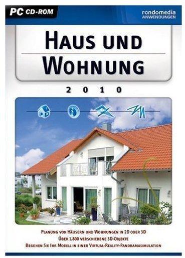 Rondomedia Haus und Wohnung 2010 (Win) (DE)