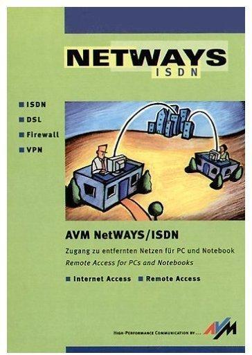 AVM NetWAYS/ISDN 6.0 Upgrade (Multi) (Win)